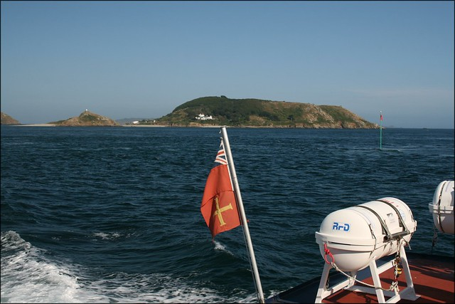 Departing from Herm