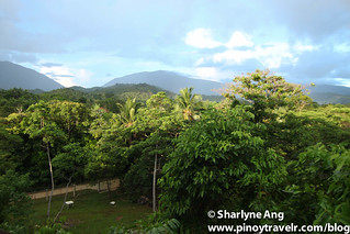 View of Mount Guiting-Guiting from Sanctuary Garden Resort in Magdiwang, Sibuyan | by rockerfem