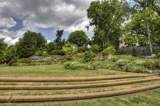 Landscape, Cheekwood Botanical Garden, Nashville, Tennessee 3