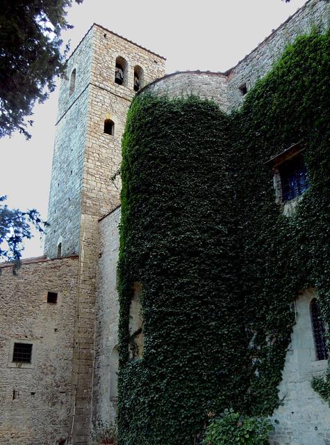 San Polo in Rosso torre campanaria