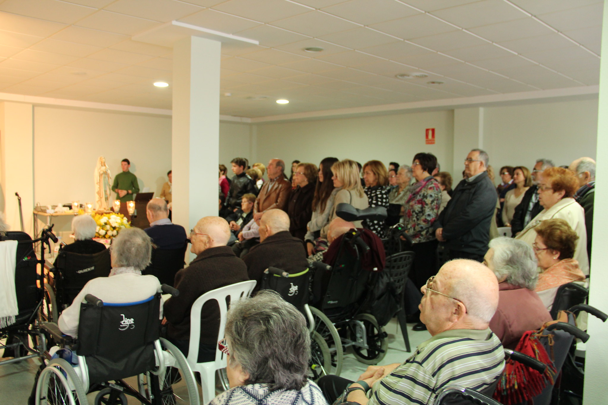 (2016-02-13) - Inauguración Virgen De Lourdes, La Molineta - Archivo La Molineta (026)