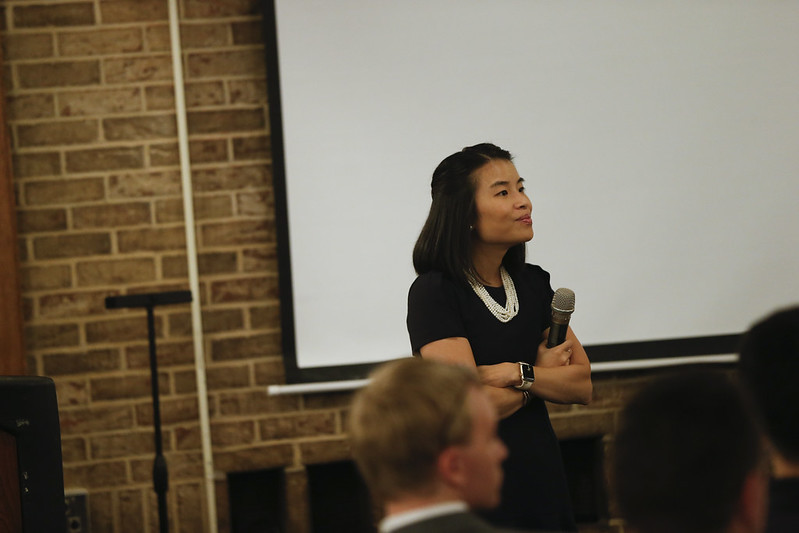 Graduate Executive Speaker - Melody E. Lee, Director, Brand Marketing, Cadillac