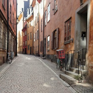 Stockholm | by anywhereism