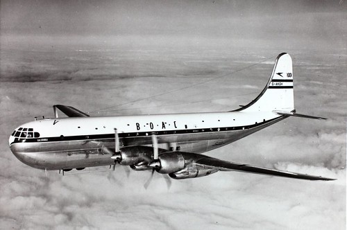 Boeing 377 Stratocruiser | by San Diego Air & Space Museum Archives