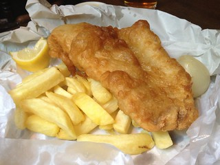 Fish and chips | by Texarchivist