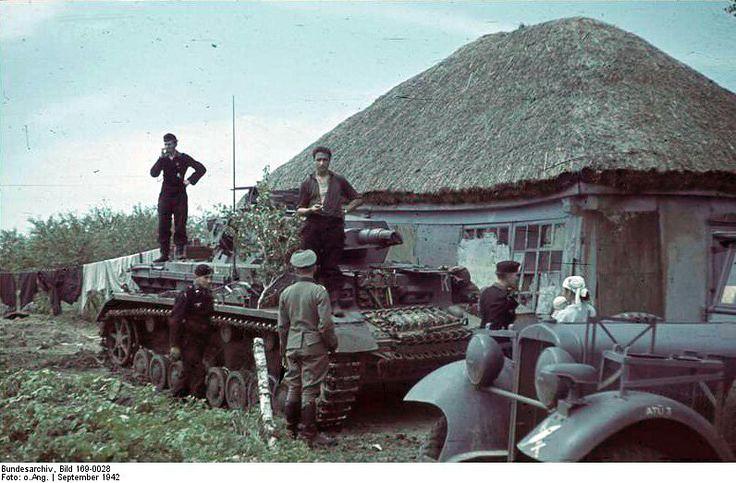 Pz-IV, Ostfront,1942