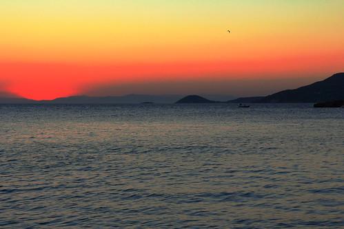 sunrise greece kokkari canonefs1755mmf28isusm kokari canoneos60d