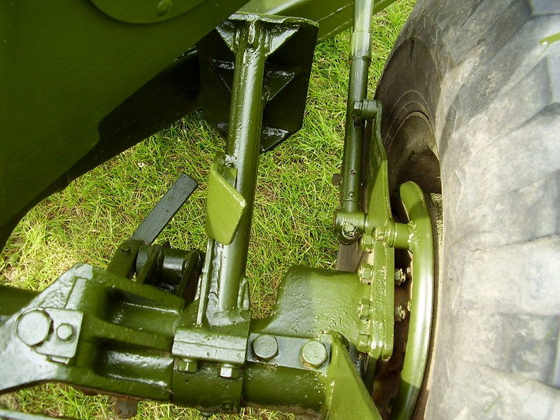 Britanniques 6pdr Anti Canon du char (9)