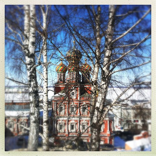 Rozhdestvenskaya church #gfd02_landmark #gf_daily #gf_russia #gang_family | by oleg_gleh