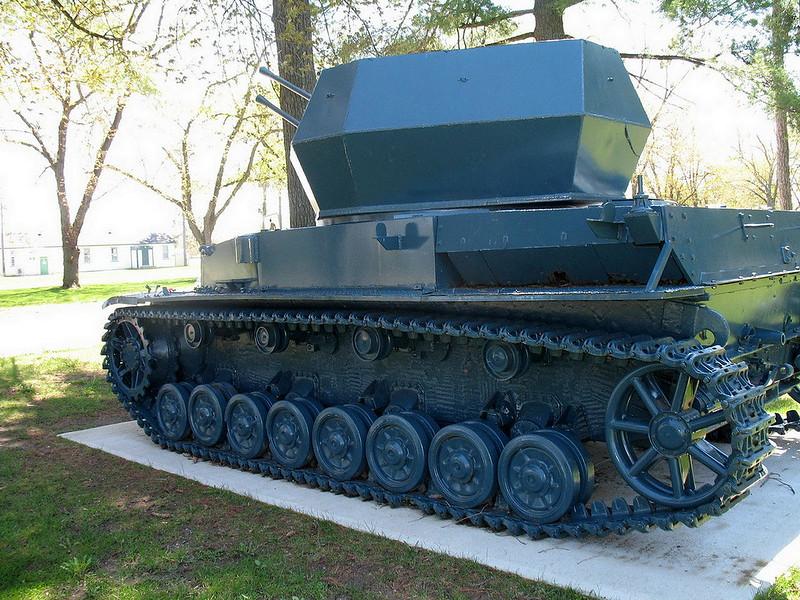 Flakpanzerkampfwagen IV (1)