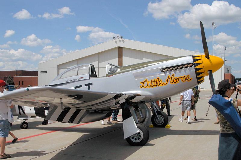 P-51 JANIE Mustang (1)