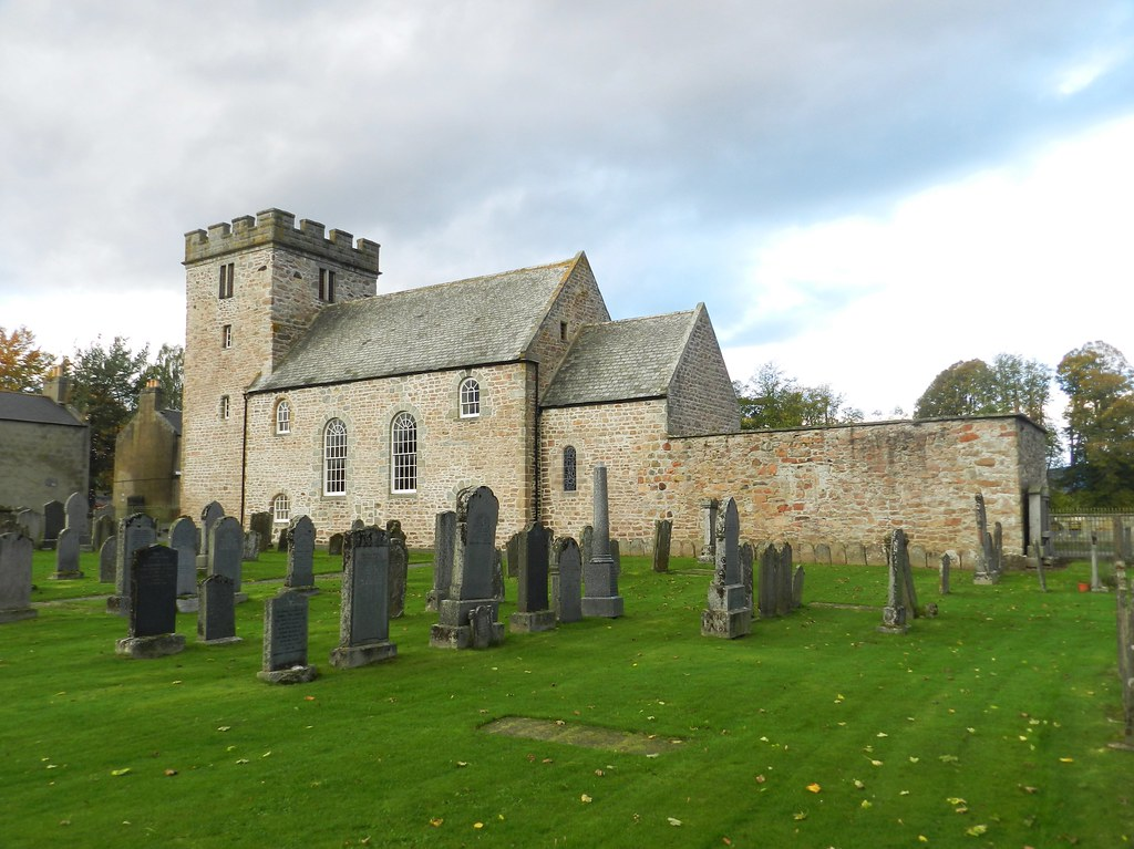 Monymusk Parish Church, Monymusk, Aberdeenshire, October 2013