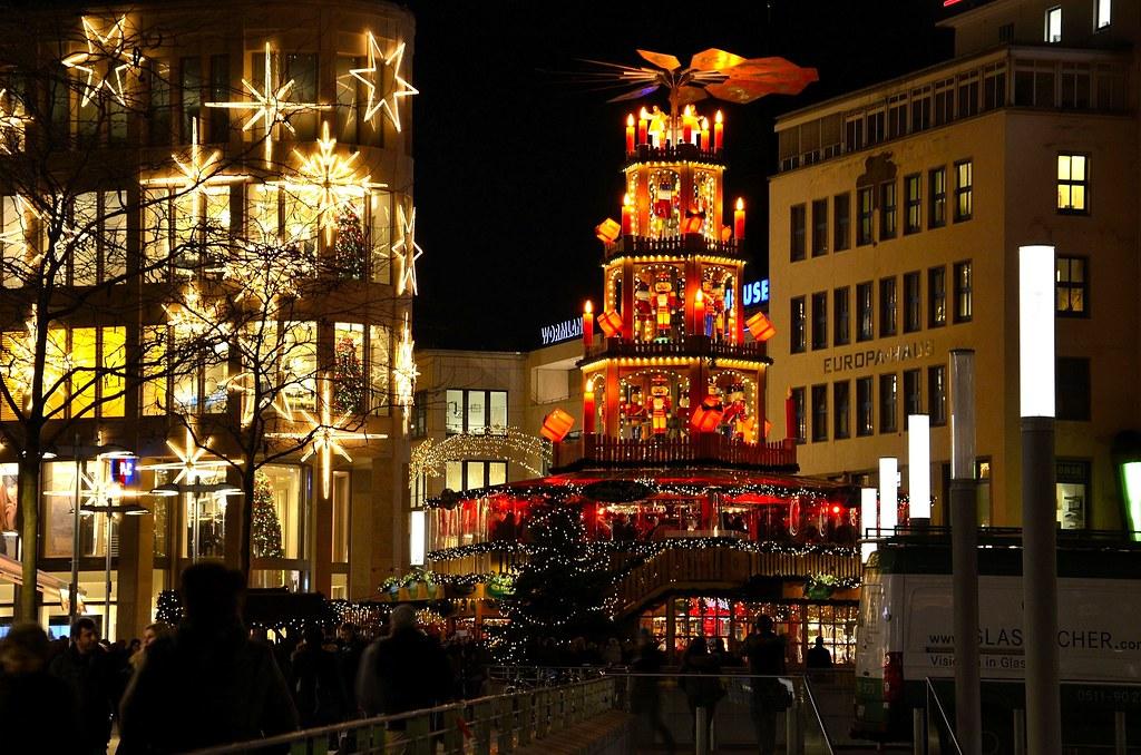 Hannover Weihnachtsmarkt.Weihnachtsmarkt Hannover 2013 Slavkit Flickr