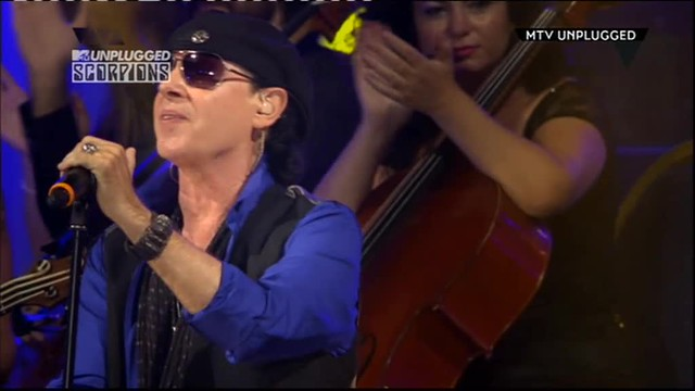 Scorpions -   MTV Unplugged - Live in Athens 2013 - begining show