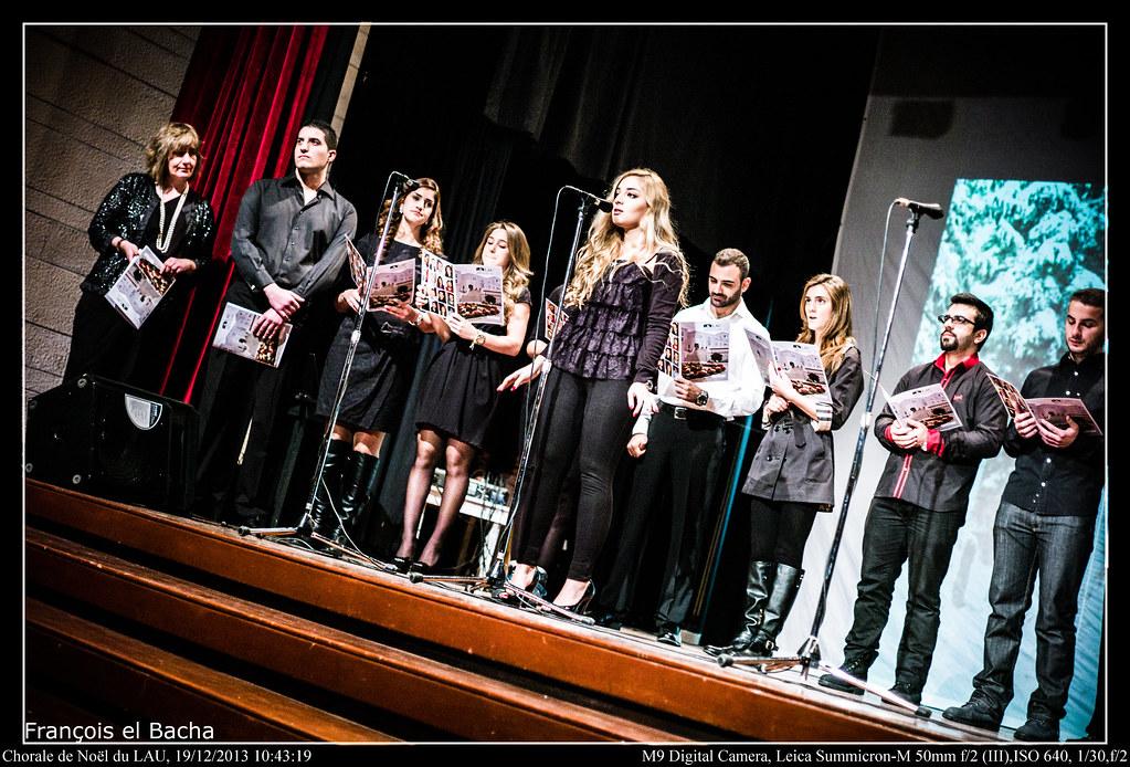 Chorale De Noel Chorale de Noël du LAU | Chorale de Noël du LAU   Byblos, 19… | Flickr