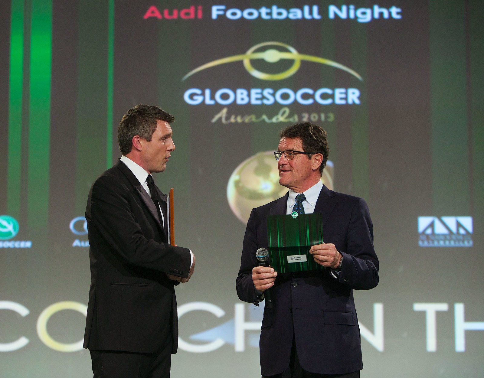 Globe Soccer Awards 170
