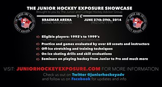 The junior and college hockey exposure showcase information | by Brad Perry