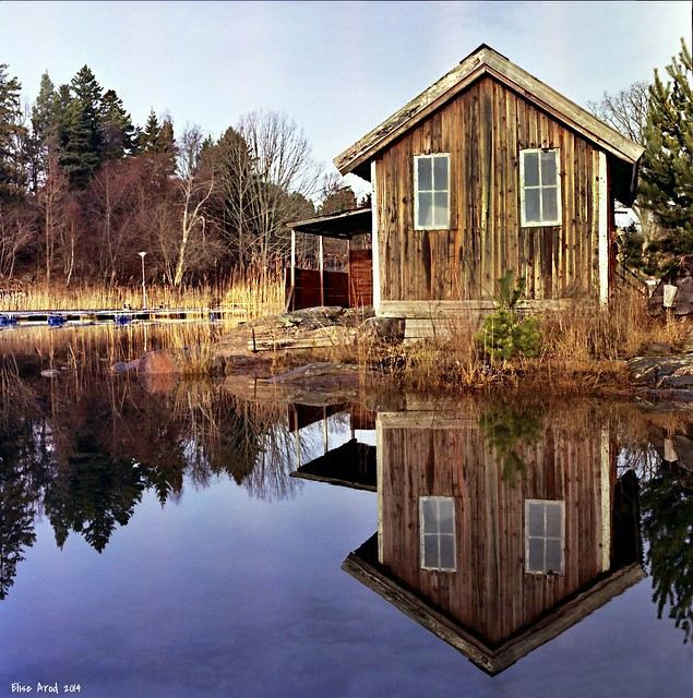 Reflecting and Retrospecting in Sweden