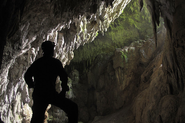 Cueva Dos Ojos