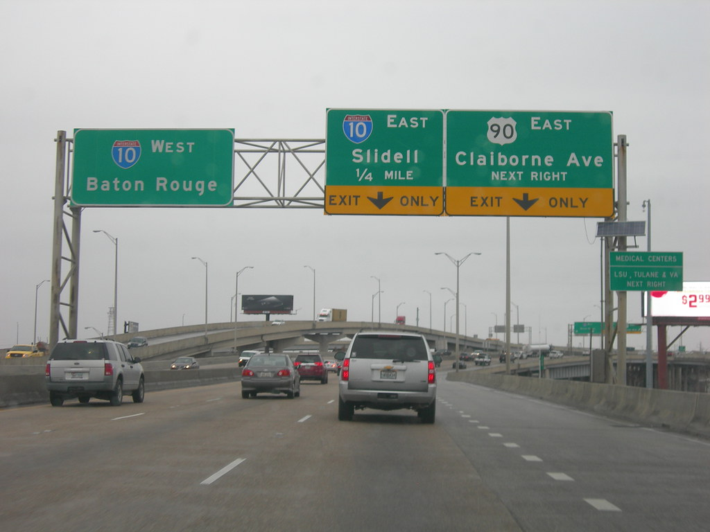 I 10 Signs | New Orleans | Jimmy Emerson, DVM | Flickr