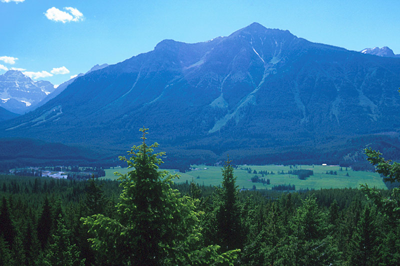 Elkford, Elk Valley, BC Rockies, Kootenay Rockies, British Columbia, Canada