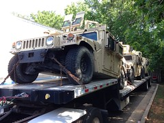 Fort Stewart, GA to Red River Army Depot, TX