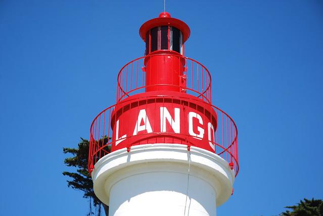 Phare de Langoz