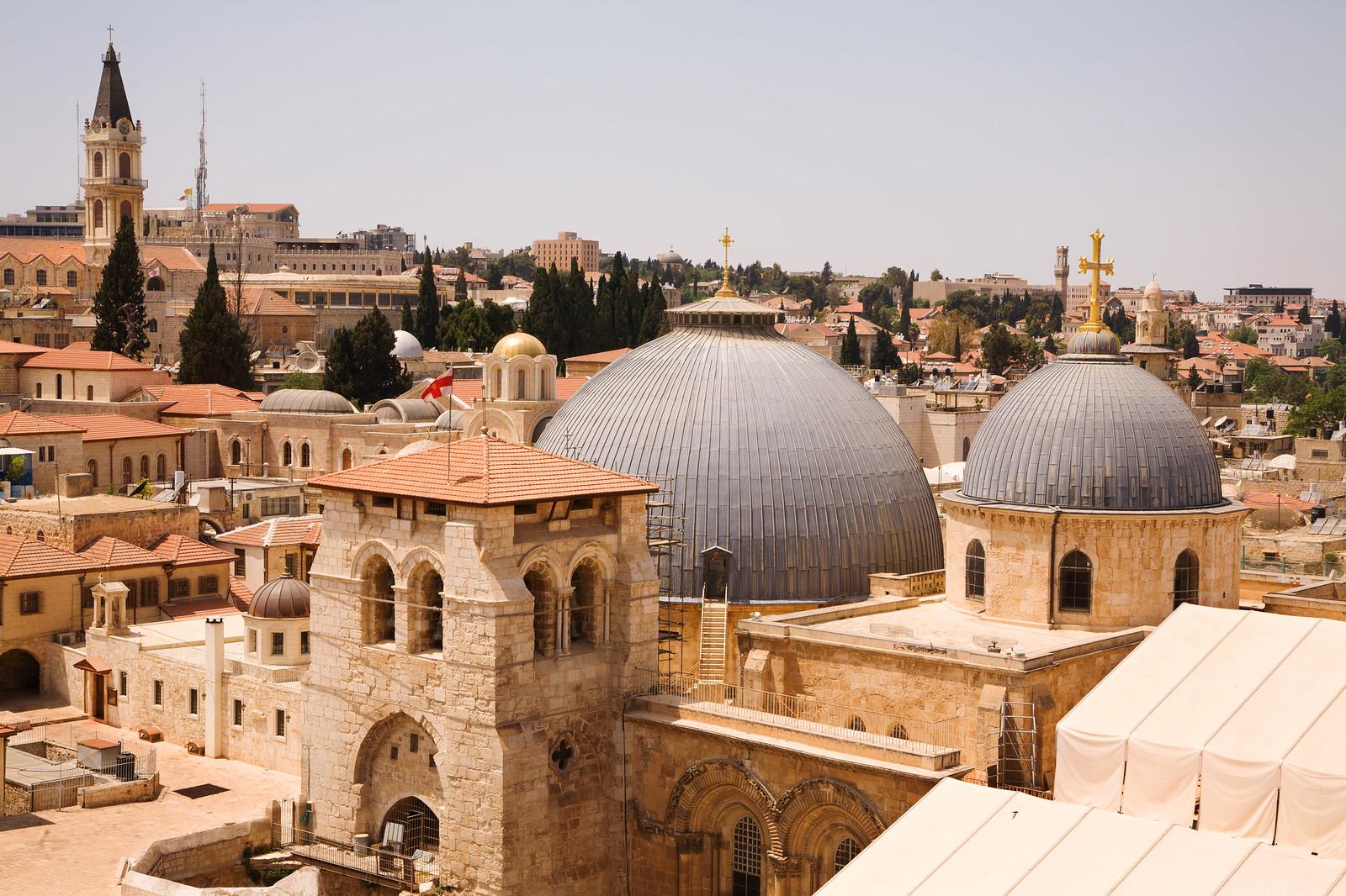 Jerusalem_Holy Sepulcher_3_Noam Chen_IMOT