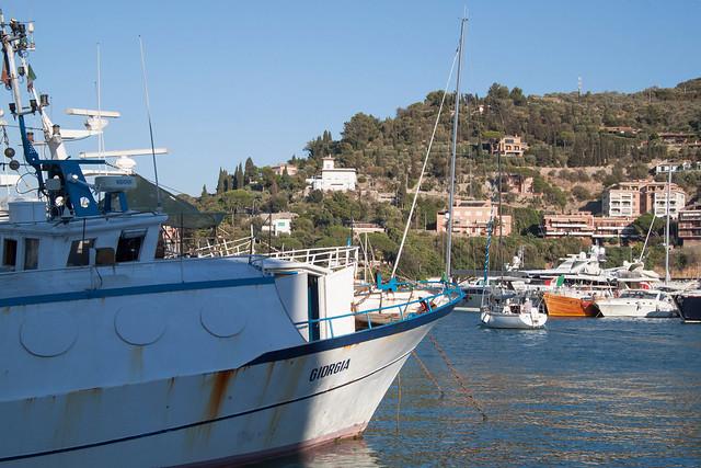 Porto Santo Stefano.