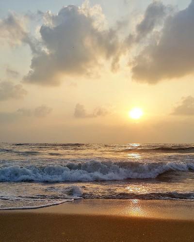 india travel sunrise