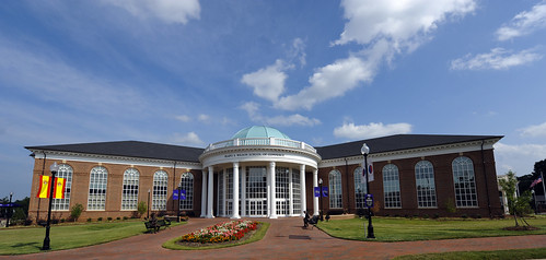 Plato Wilson School of Commerce by HIGH POINT UNIVERSITY