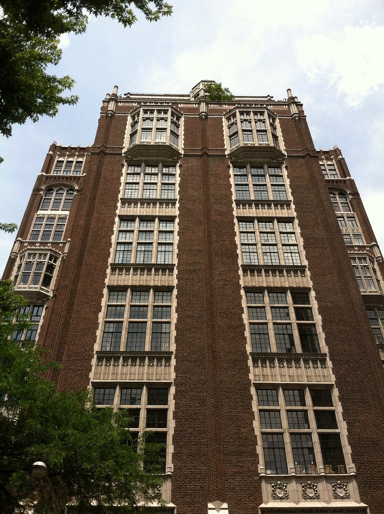 20 East Cedar - The Bradley - c.1925 grand apartments