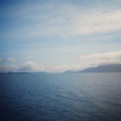 on the Flaggruten from Stavanger to Bergen #norway