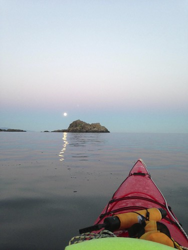 canada kayak bc britishcolumbia pacificnorthwest seakayak halfmoonbay sunshinecoast salishsea supermoon