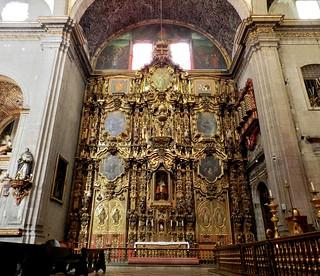 Templo Del Ex Convento De Santo Domingo Ciudad De México Flickr