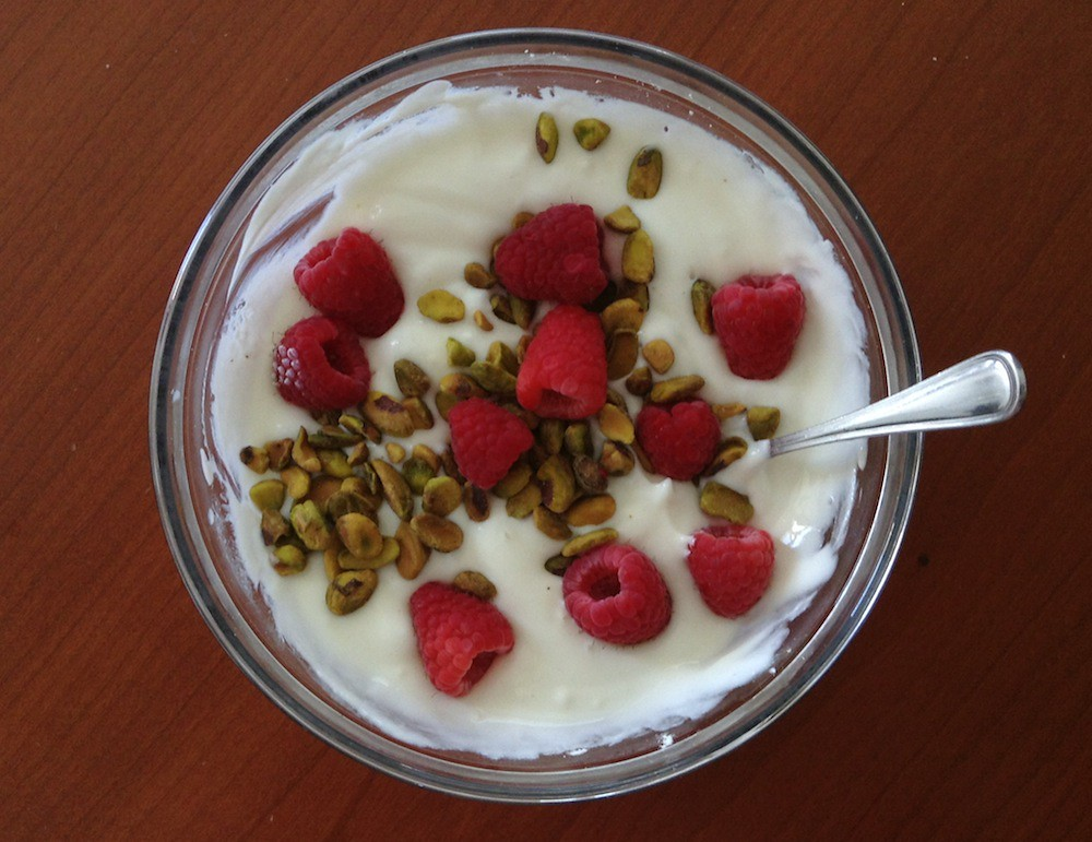 Post-workout meal | 1 Scoop MetRx Vanilla; 1 cup of water; 1… | Flickr