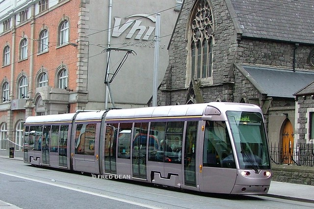 LUAS Tram 3026.