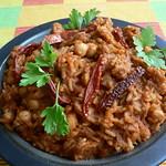 Türkischer Kichererbsen-Pilaw