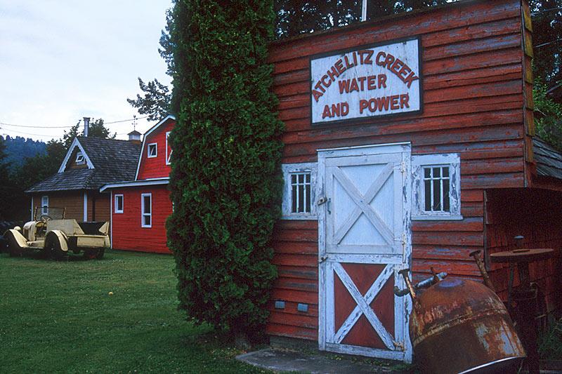 Chilliwack Antique Powerland, Chilliwack, Fraser Valley, British Columbia, Canada