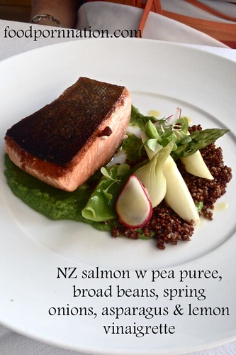 NZ salmon | by Priscilla @ Food Porn Nation