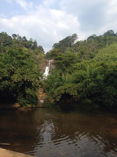 water waterfall falls srilanka uploaded:by=flickrmobile flickriosapp:filter=nofilter kiriellawattha