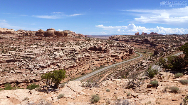Scenic Byway 313 - Canyonlands National Park, Utah