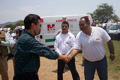 Instalación de la Comisión Cuenca Tierra Caliente – CONAGUA y Caravana por la Salud de la Mujer.