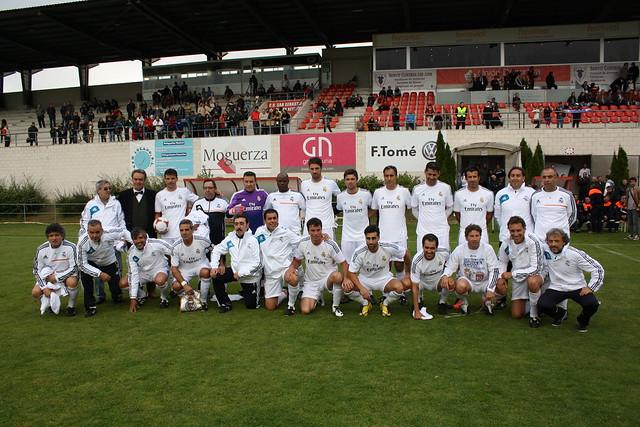 Veteranos del Real Madrid