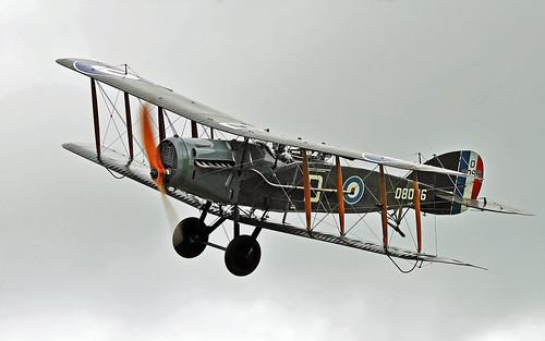 WW1 bristol fighter..