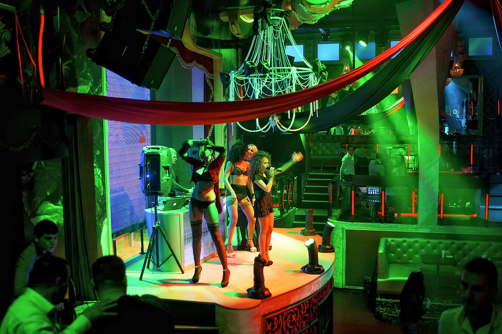 Atlantic Night Club Shame Party show November 2 2013 http://atlantic-club.com.ua