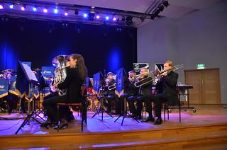 Brassbandfestivalen 2013 - Eufonium och tromboner, Torsby Brass (Foto: Annette Forsberg)