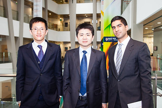 3rd NUS Asian MBA Stock Pitch Competition (Day 3), 7-9 March 2012