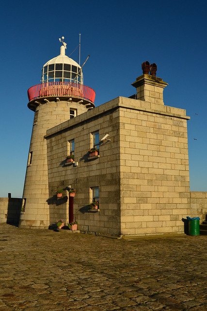 Lighthouse, Howth Ireland