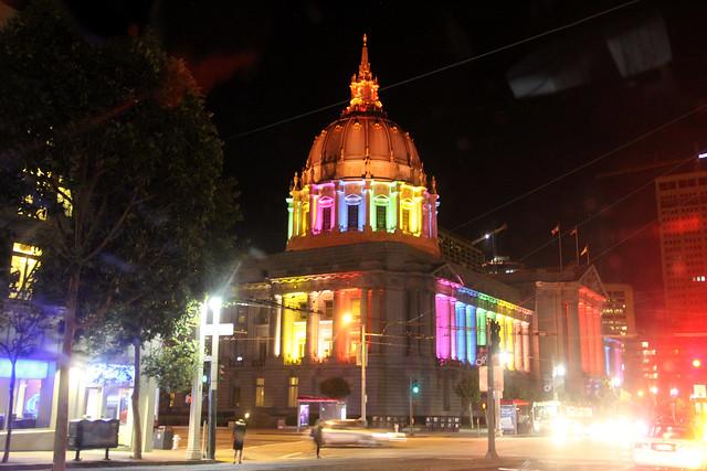 San Francisco City Hall Pride Celebration 2013-06-27 01